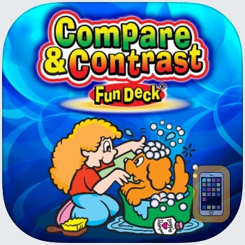 Compare and Contrast Fun Deck by Super Duper Publications (Universal)