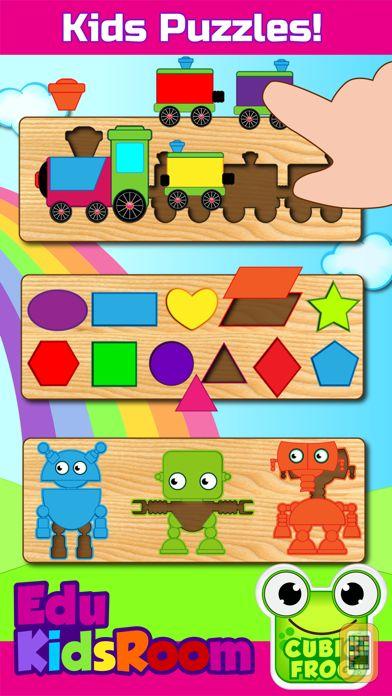 Screenshot - Preschool EduKidsRoom