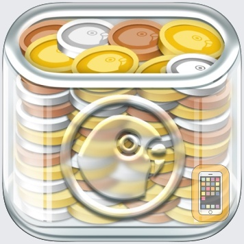 Savings Goals Pro by MoneyBudgie (iPhone)