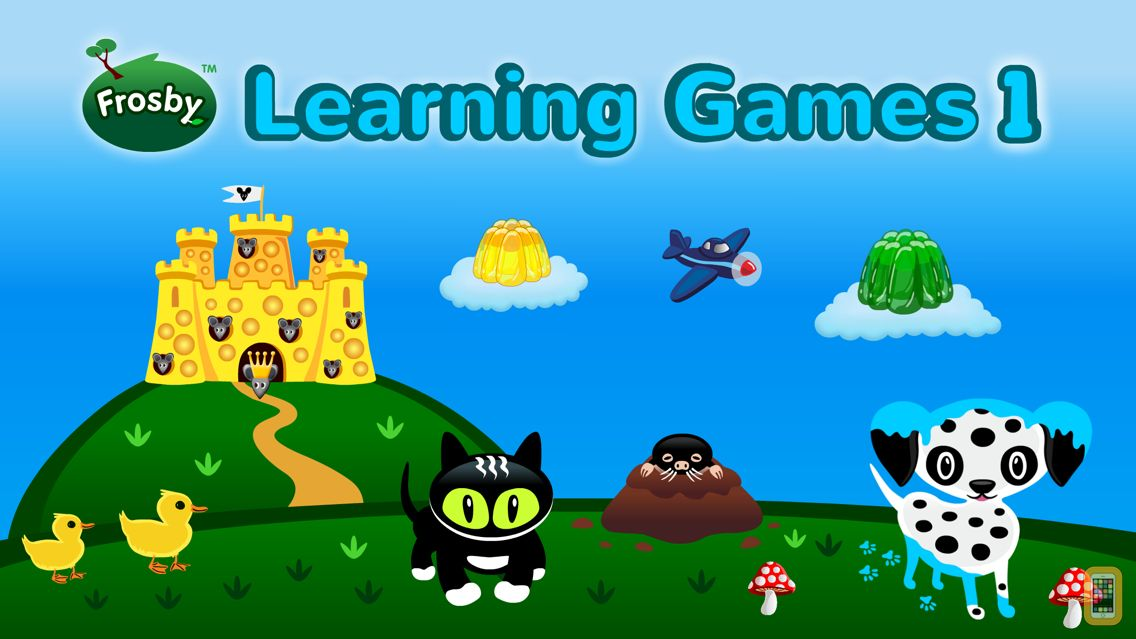 Screenshot - Frosby Learning Games