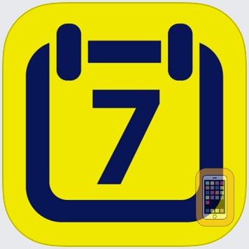 VO Calendar by T. van Zummeren (iPhone)