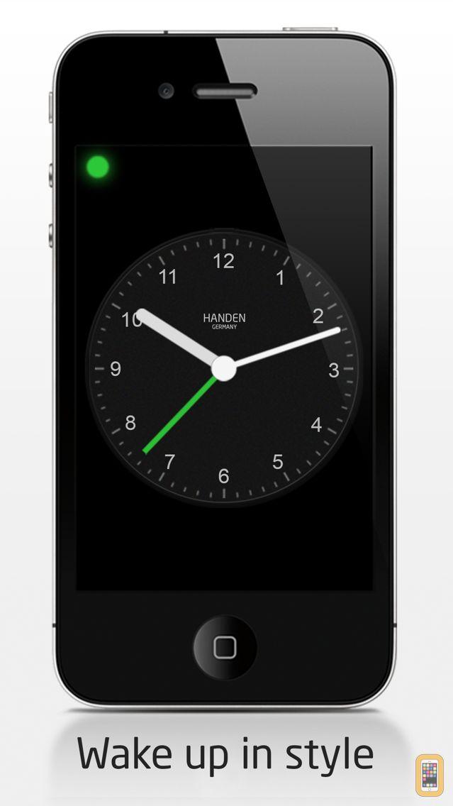 Screenshot - Alarm Clock - One Touch Pro