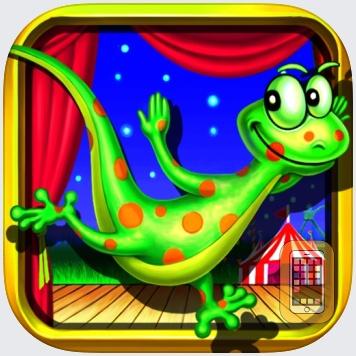 Animal Preschool! Circus- Educational app for kids by JP Game LLC (Universal)