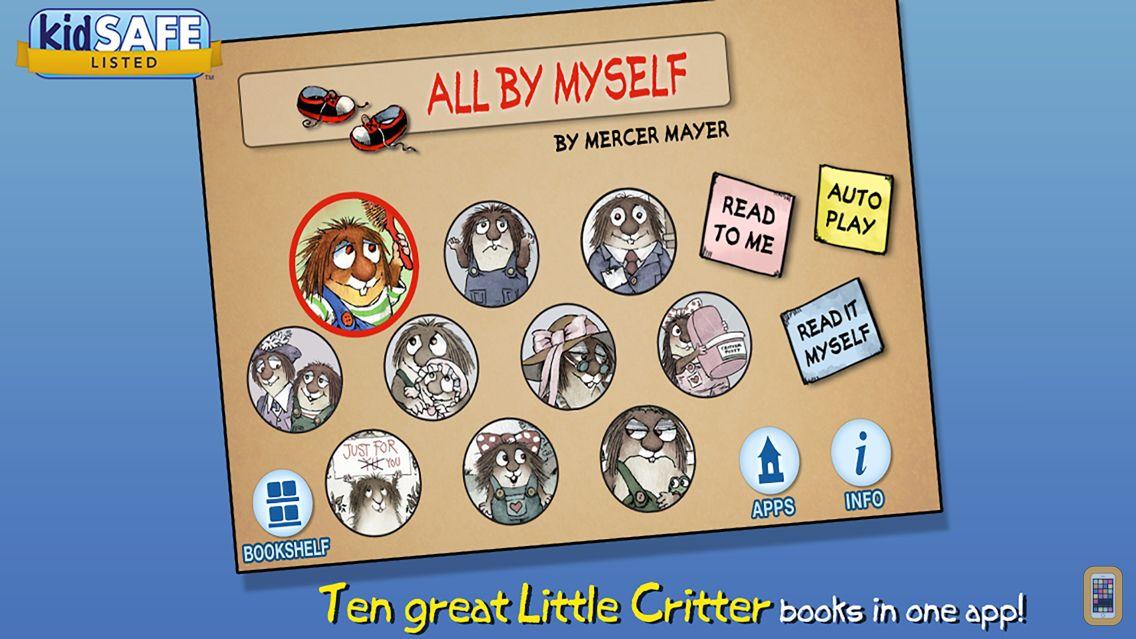 Screenshot - Little Critter Collection #1