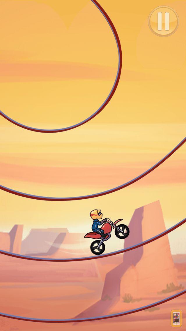 Screenshot - Bike Race: Free Style Games