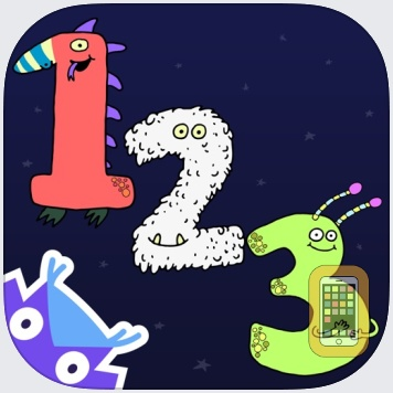 Little Digits by Cowly Owl Ltd (iPad)