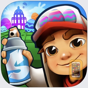 Subway Surfers by Kiloo (Universal)