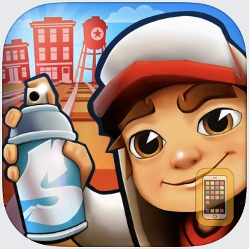 Subway Surfers by Sybo Games ApS (Universal)
