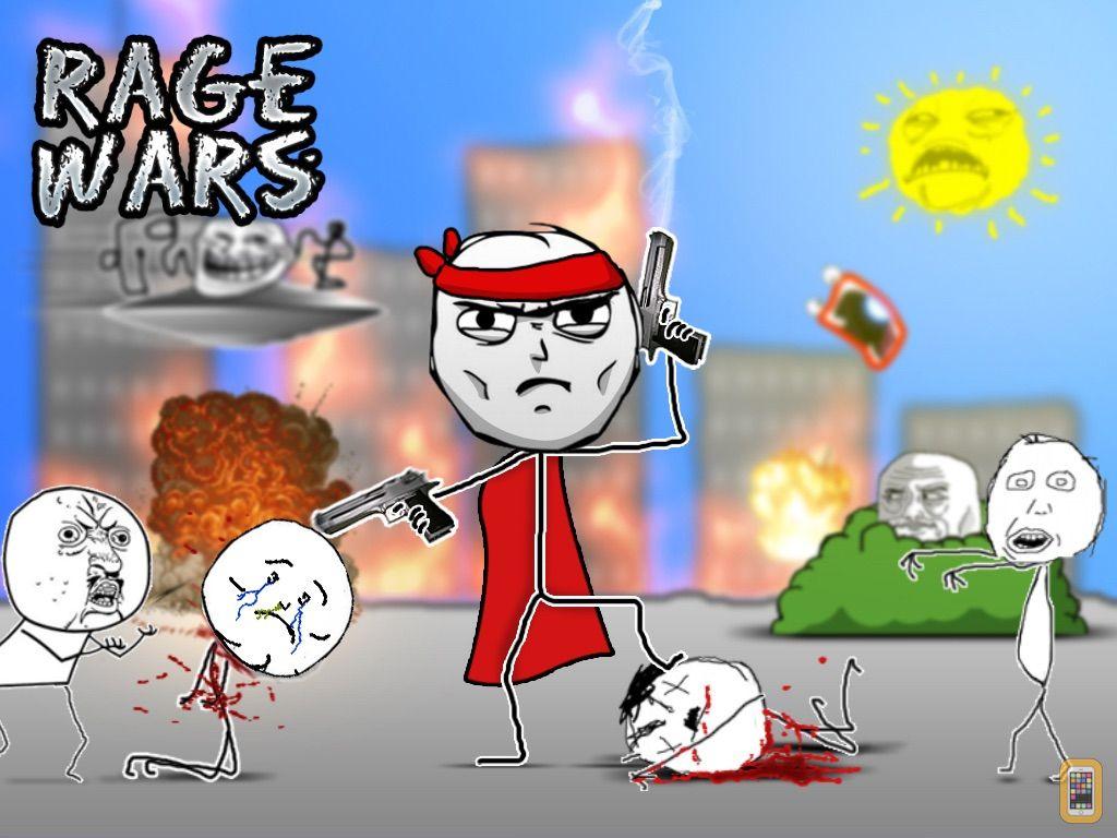 Screenshot - Rage Wars HD