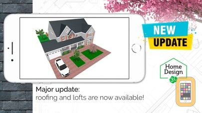 Screenshot - Home Design 3D GOLD