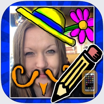 Doodle Face! Draw something silly on your photos! by Useless Creations Pty Ltd (Universal)