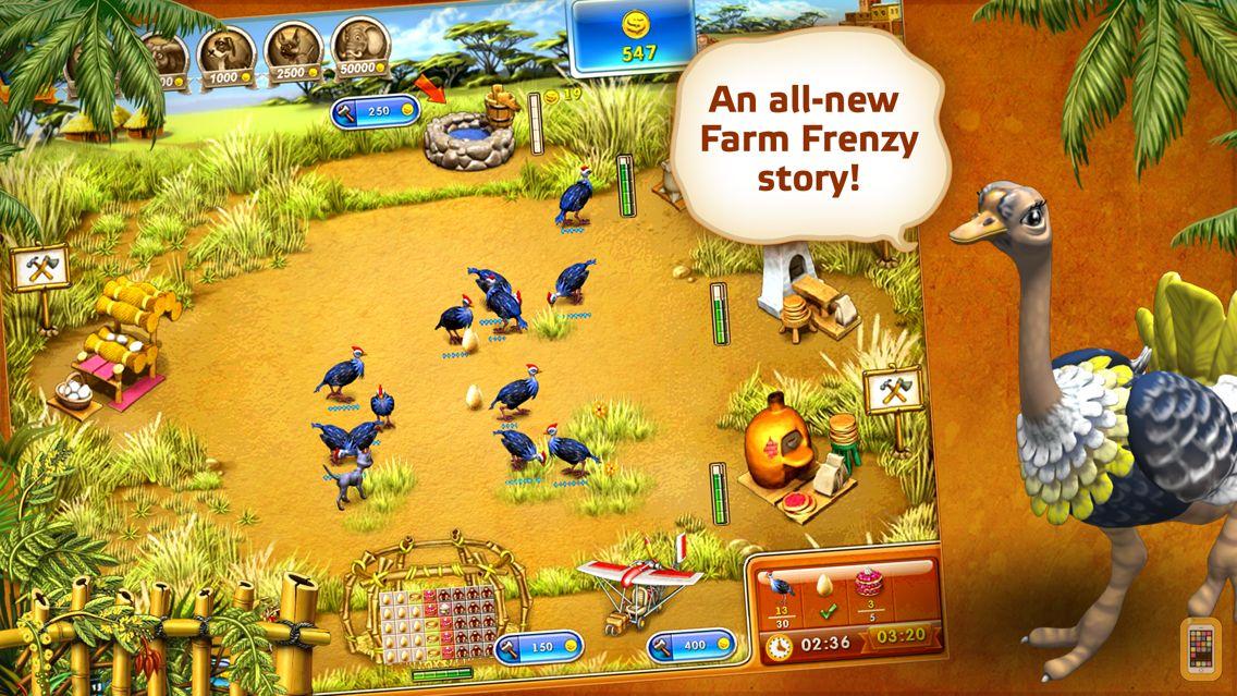 Screenshot - Farm Frenzy 3 Madagascar