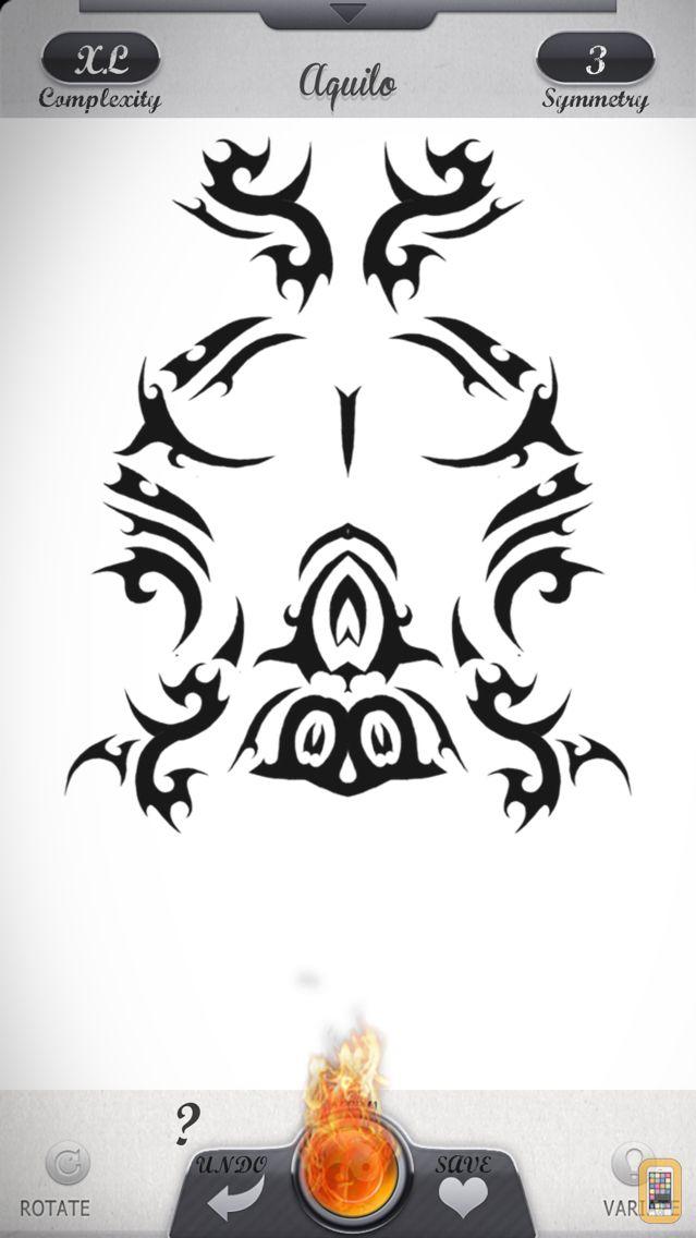 Screenshot - Instattoo - Tattoo Designer