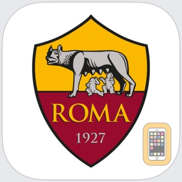 AS Roma Official App by A.S. Roma S.p.A. (Universal)