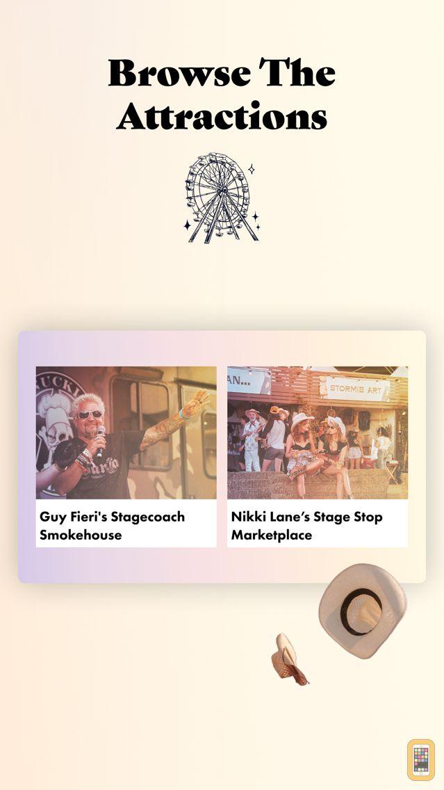 Screenshot - Stagecoach Festival