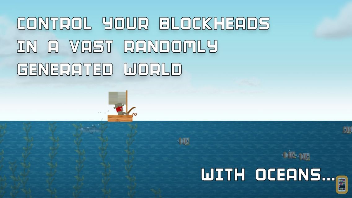 Screenshot - The Blockheads