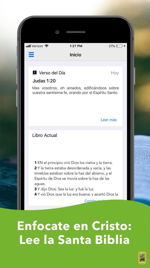 Screenshot - Biblia Reina Valera en Español