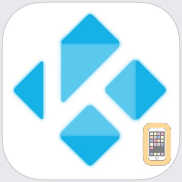 Official Kodi Remote by joethefox (Universal)