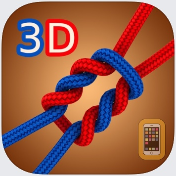 Animated 3D Knots by Sergey Burlakov (Universal)