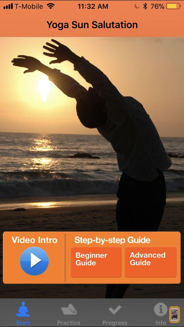 Screenshot - Yoga Sun Salutation