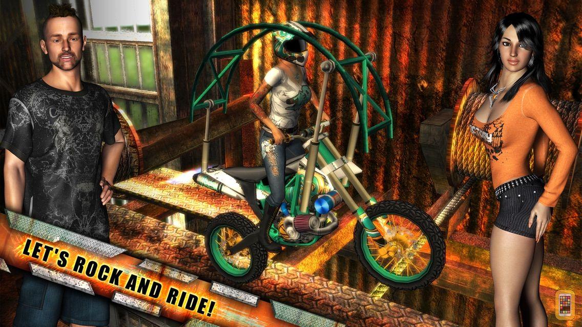 Screenshot - Rock(s) Rider