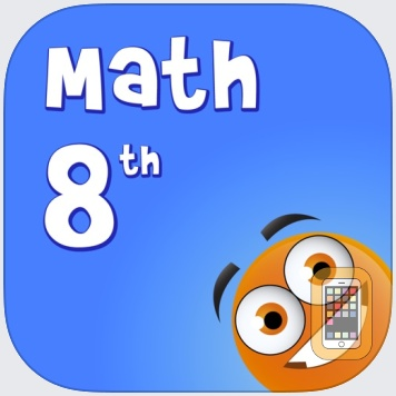 iTooch 8th Grade App | Math by eduPad Inc. (Universal)