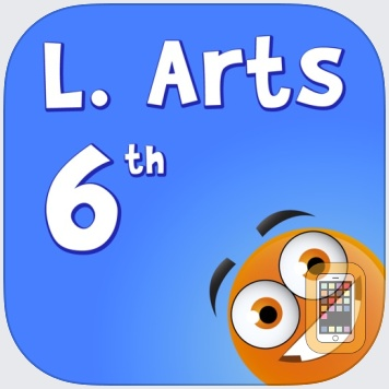 iTooch 6th Grade Language Arts by eduPad Inc. (Universal)