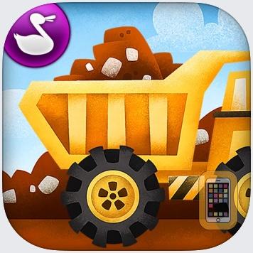 Trucks - by Duck Duck Moose by Duck Duck Moose, Inc. (iPhone)