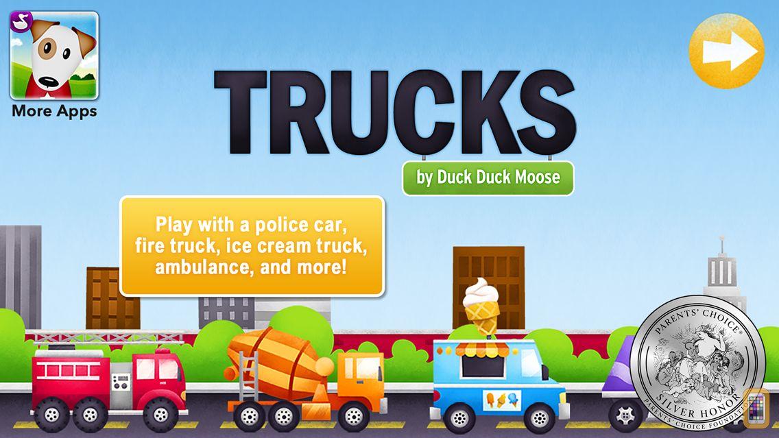 Screenshot - Trucks - by Duck Duck Moose