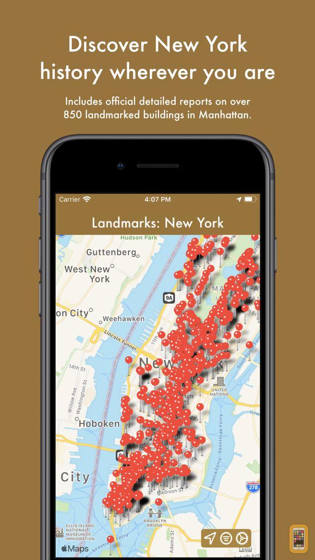 Screenshot - Landmarks