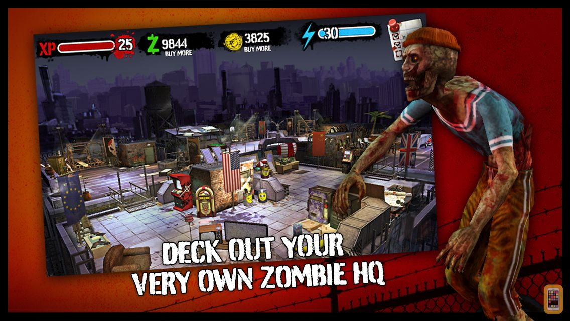 Screenshot - Zombie HQ
