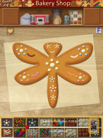 Screenshot - Bakery Shop: Cookies for Mommy