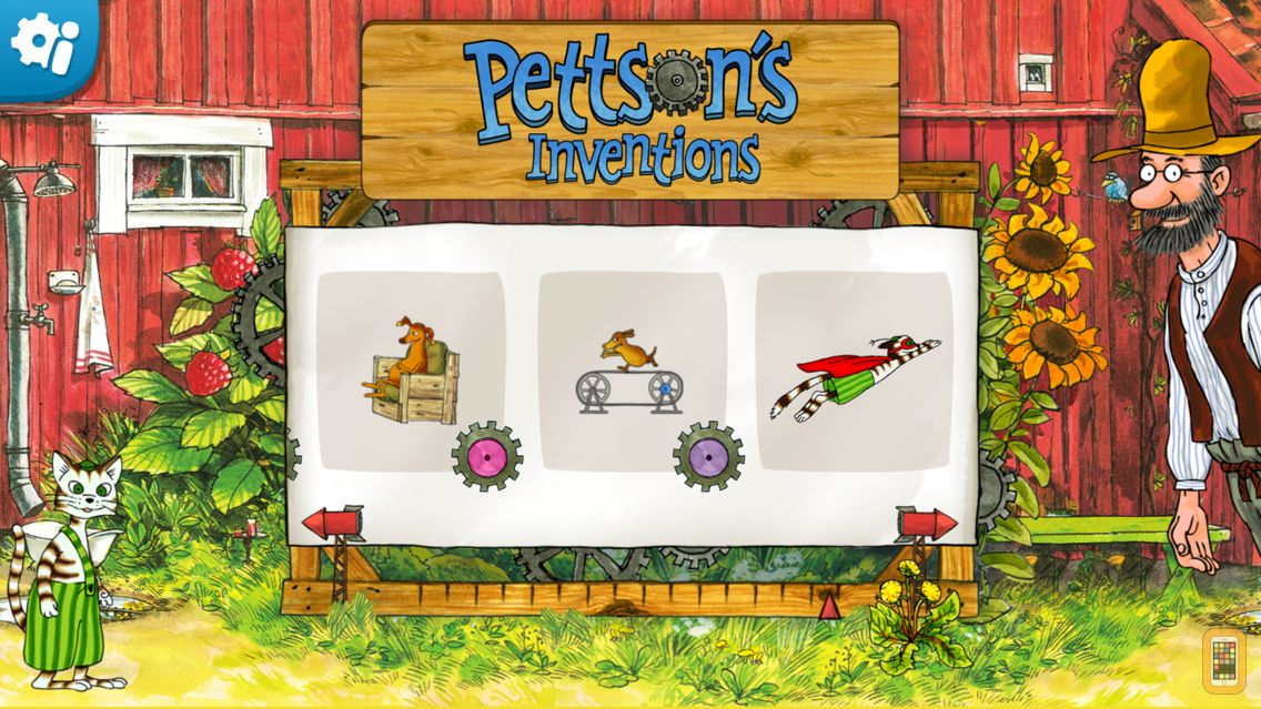 Screenshot - Pettson's Inventions