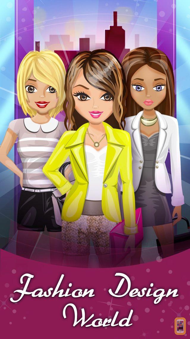Screenshot - Fashion Design World