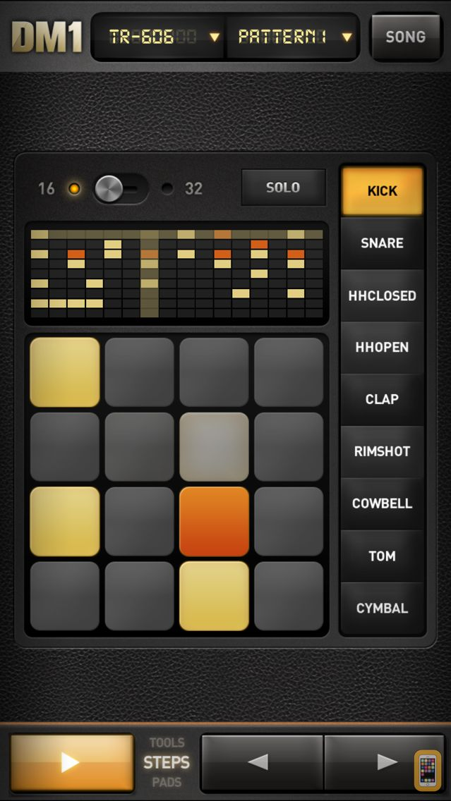 Screenshot - DM1 for iPhone