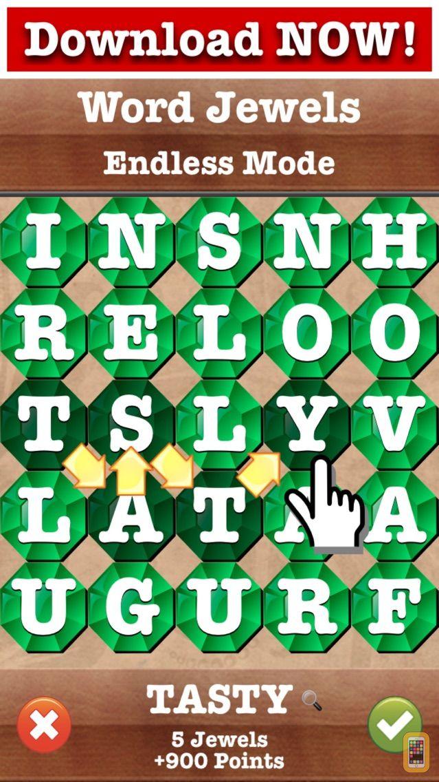 Screenshot - Word Jewels™ 2: Crossword Game Edition