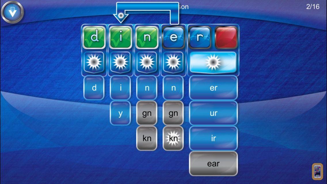 Screenshot - Simplex Spelling Phonics 2