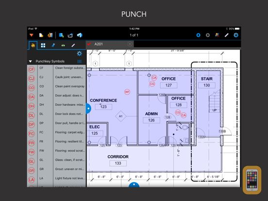 Screenshot - Bluebeam Revu for iPad