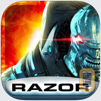 Razor: Salvation by Crescent Moon Games (Universal)