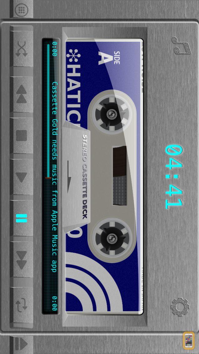 Screenshot - Cassette Gold