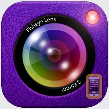 Fisheye Video Camera by Klinger (Universal)