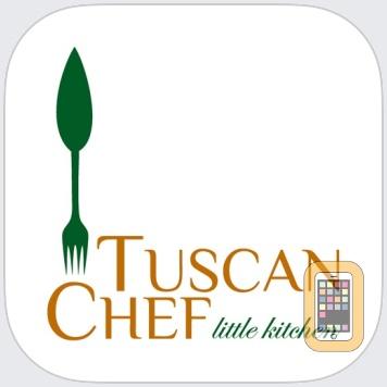 Tuscan Chef - Italian food by Lorenzo Piccinini (Universal)