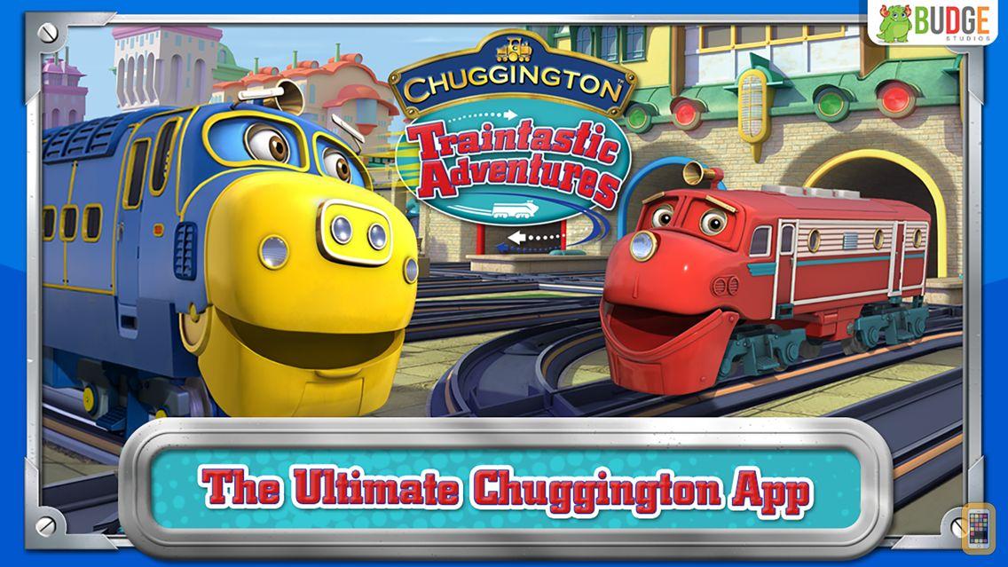 Screenshot - Chuggington Traintastic Adventures Free – A Train Set Game for Kids