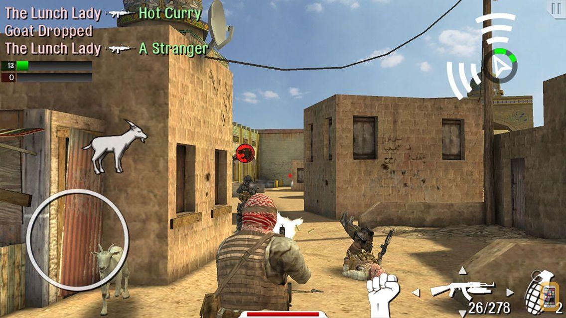 Screenshot - Trigger Fist