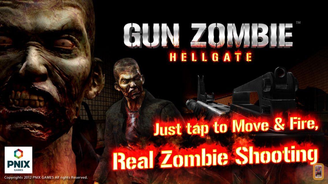 Screenshot - GUN ZOMBIE : HELLGATE