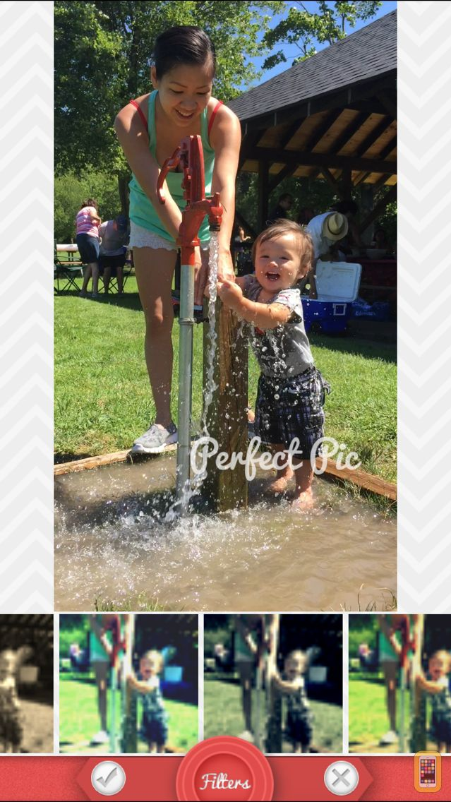 Screenshot - Perfect Pic – Slow Motion Video to Edit Still Frame Photo Shots from Movies