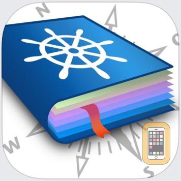 Ship's Log Book for Captains by Florian Kriesche (Universal)