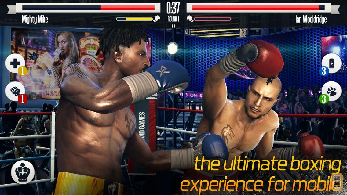 Screenshot - Real Boxing: KO Fight Club