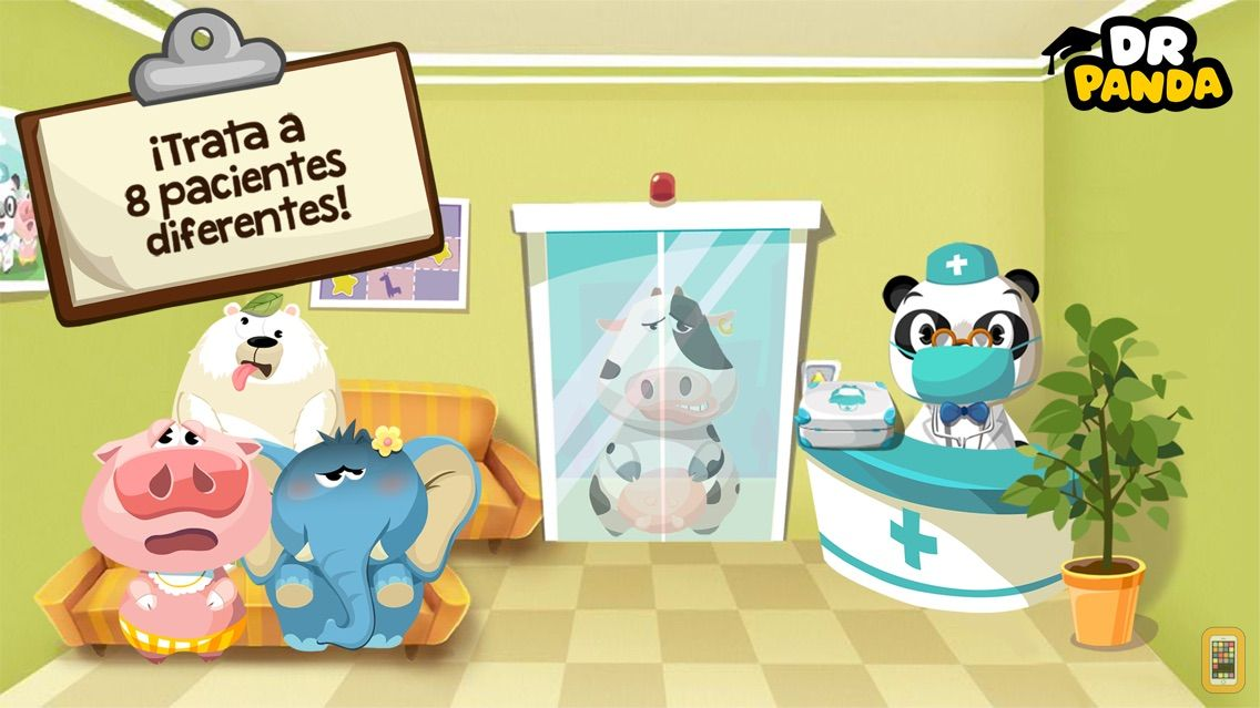 Screenshot - Dr. Panda Hospital