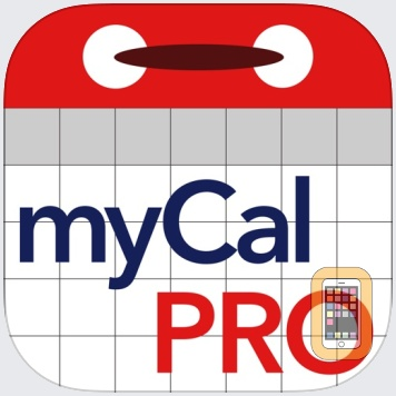 myCal PRO: Calendar & Events by johnhair.com (Universal)